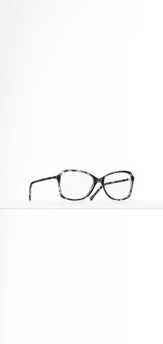 Classics - acetate-black   gray Lunette De Vue, Lunettes, Vert, Chanel 802007266b07