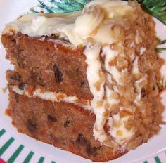 Carrot Cake tastes like you made it from scratch but it's a doctored-up mix! - What's Cookin' Italian Style Cuisine
