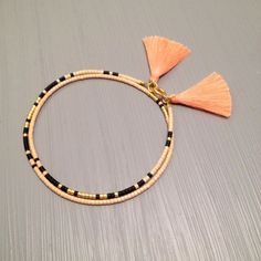 Pellicule de perles Bracelet graine perle Wrap perles Bracelet