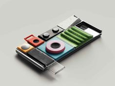 Lapka, a company that makes sensors to monitor your home and your health, is trying to take Google's not-yet-released Project Ara smartphone to the next level. This is how the modular smartphone might look with Lapka's health care accessories, which will monitor air quality, light, EKG, and even how much alcohol is in your system. http://www.popsci.com/upside-down-icebergs-living-fossil-sharks-and-other-images-week/?image=2