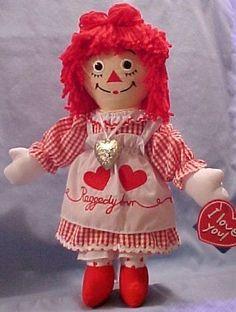 raggedy ann | Valentine Raggedy Ann - Raggedy Ann and Andy Photo (8610272) - Fanpop ...