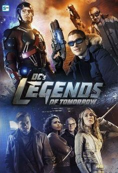 The trailer for this looks so crazy awesome --Legends of Tomorrow #theflash #kurttasche