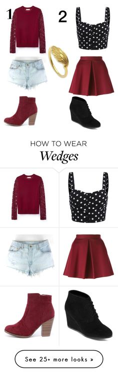 """""""Which one"""" by gabrielle-dixon on Polyvore featuring NOVICA, Breckelle's, P.A.R.O.S.H., Tory Burch and Arizona"""