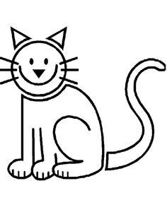 Animais Gatos imagem de impressão 66