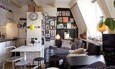 tiny apartment #decor