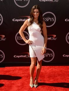 Pin for Later: Celebrities Share the Spotlight With Sports Stars at the ESPYs Danica Patrick