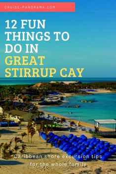 Fun times can range from taking a nap in a hammock tied on the palm trees and swaying to the whims of the breeze or joining in on the many shore excursions like snorkeling, parasailing, kayaking or stingray adventures. Check out all the things to do in Great Stirrup Cay. #ncl #norwegiancruiseline #greatstirrupcay #privateisland #bahamascruise #cruisedestinations #cruise Packing List For Cruise, Cruise Tips, Cruise Travel, Cruise Vacation, Vacations, Bahamas Cruise, Caribbean Cruise, Stuff To Do, Things To Do