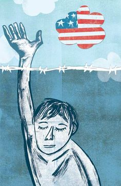 Artwork supporting the Dream Act. Dream Act, Protest Posters, Social Art, Political Art, Teaching Art, Community Art, Art Education, Painting Inspiration, Art Images