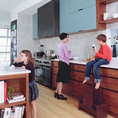 Countertops with sta