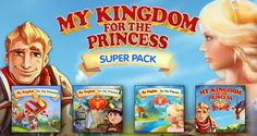 LeeGT-Games: My Kingdom for the Princess Super Pack