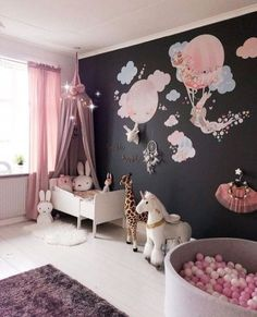 """14 Enchanting and Super Creative Baby Shower Ideas Baby Shower Ideas 5 Result""""}, """"http_status"""": window. Baby Bedroom, Baby Room Decor, Nursery Room, Girls Bedroom, Nursery Decor, Room Baby, Girl Decor, Girl Bedroom Designs, Toddler Rooms"""