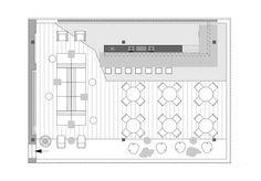 Nosotros Bar,Floor Plan