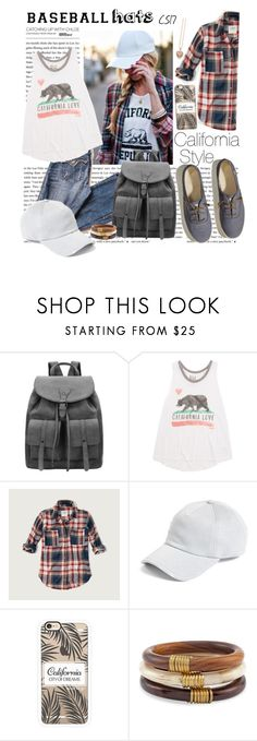 """""""Top Hat: Baseball Cap Style."""" by shiningstars17 ❤ liked on Polyvore featuring Chloé, Billabong, Abercrombie & Fitch, rag & bone, Casetify, Hollister Co., Chico's, Thomas Sabo, baseballcap and baseballhats"""