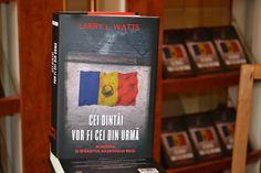Cartea de mare succes a istoricului american Larry L. Watts lansata ieri, 24 aprilie 2013 la Biblioteca Centrala Universitara