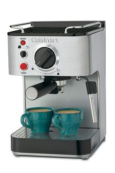 Espresso!!   That's my espresso machine ... luv it !!!!