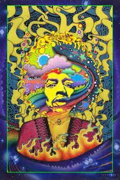 Jimi Hendrix…