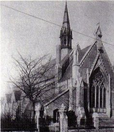 St Thomas in the Moors Balsall Heath Birmingham.
