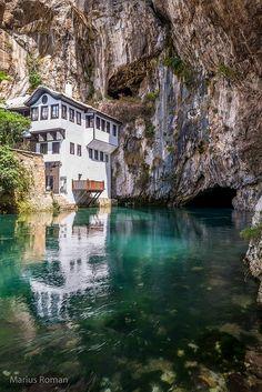 The Dervish house, Blagaj • Bosnia-Herzegovina • by MariusR~~