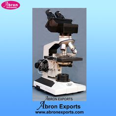 Binocular research Microscope for pathology lap microbiology lab and research lab college etc  with 100x oil immersion lans