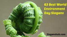 Slogan On Environment Think Green Live Green Environment