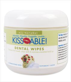 KissAble Dental Wipes