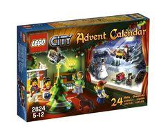 Lego City 2824 - Adventskalender » LegoShop24.de