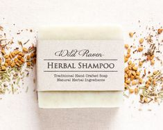 Clear And Distinctive Sensitive Skin Unscented Handmade Cold Process All Natural Soap