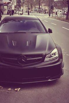 Benz C, Mercedes Benz Amg, Mercedes Auto, Sexy Cars, Hot Cars, Sexy Autos, Dream Cars, Dream Big, C63 Amg Black Series
