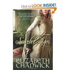 The Scarlet Lion (The Marshal Novels 3 of 5)