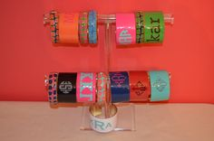 Accessorize, accessorize, accessorize!! Jazz up any outfit with our adorable bracelets. #thatsadornable