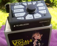 Perform-V Vocal Effects Processor With Footswitch Input, Built-in Mic and Over 800 Vocal Effects! - See more at: http://www.gadgetexplained.com/2016/05/perform-v-vocal-effects-processor-with.html#sthash.0JOgmTw5.dpuf