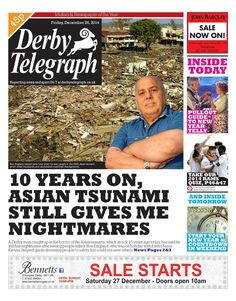 Remembering the Tsunami  10 years on....