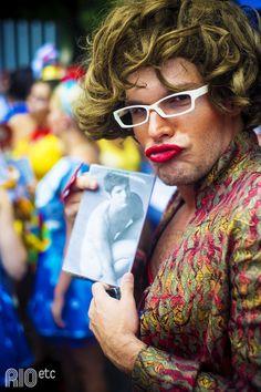 Fotos: Tiago Petrik O Cordão do Boitatá é um marco do carnaval carioca. Nesse bloco fantasia e alegria são trajes (...)