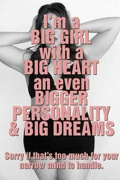 Quotes About Being A Big Girl Welkombijdeheeren plus size quotes - Plus Size Plus Size Blog, Look Plus Size, Big Girl Quotes, Lazy Quotes, Plus Size Quotes, Curvy Quotes, Love Plus, Love My Body, Body Confidence