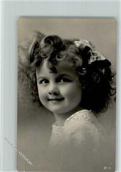 Serie 57-3 Kinderporträt AK