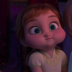 Anna Disney, Disney Princess Frozen, Disney Rapunzel, Disney Art, Cute Disney Wallpaper, Cute Cartoon Wallpapers, Anna E Elsa, Cute Disney Characters, Disney Collage