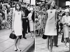Embodiments of Fashion: Jean Shrimpton | The Fashion Foot