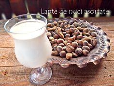 15+ retete de lactate vegetale, care le inlocuiesc pe cele obisnuite | Retetele mele dragi Raw Vegan, Glass Of Milk, Gluten, Unt, Breakfast, Healthy, Food, Morning Coffee, Essen