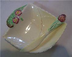 Carlton Ware Primula Butter Dish Matching Knife IN Carlton Ware BOX NO 2036   eBay