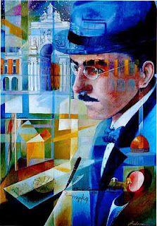 Fernando Pessoa, a sublime poet