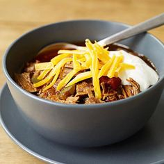 Slow Cooker Texas-Style Chili