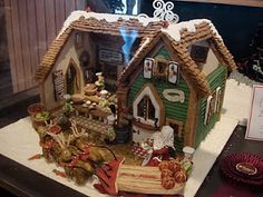 Gingerbread House Competition,Grove Park Inn