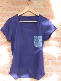 Camiseta Rendada - Alícia Moda para mulheres reais  https://www.facebook.com/alicia.pintassilgo