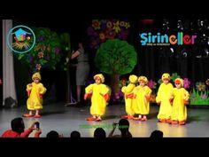 Vak vak dansı ritim çalışması - YouTube