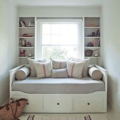 Great reading space