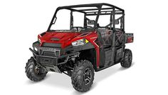 New 2016 Polaris RANGER Crew XP 900-6 EPS Sunset Red ATVs For Sale in Florida. 2016 Polaris RANGER Crew XP 900-6 EPS Sunset Red, RANGER CREW® XP 900-6 EPS Sunset Red Off-Road Capability for the Entire Crew Powerful 68 HP ProStar® HO engine features 13% more power Refined Cab Comfort and Convenience for 6, Including Industry Exclusive Pro-Fit Integration HARDEST WORKING FEATURES THE PROSTAR® ENGINE ADVANTAGE: The RANGER CREW® 900 ProStar® engine is purpose built, tuned and designed…