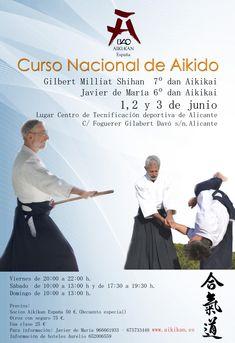 Curso de Aikido en Alicante