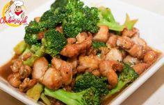 Resep Hidangan Sayuran Tumis Brokoli Ayam, Makanan Sehat Untuk Diet, Club Masak