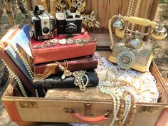 Back Pasture Boudoirs - Custom Setup 7/24/13 @ Southern Jeweled!