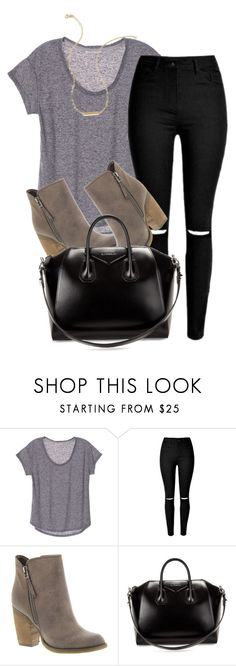 """What I'd Wear"" by monmondefou ❤ liked on Polyvore featuring Sbicca, Givenchy and Wish by Amanda Rose"